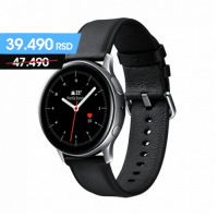 Samsung Galaxy Watch Active 2 SS 40mm, boja srebrna