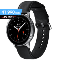 Samsung Galaxy Watch Active 2 SS 44mm, boja srebrna