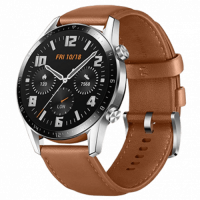 Huawei Watch GT 2, 46mm, boja braon