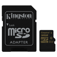 Kingston, micro SD kartica sa adapterom, 32GB